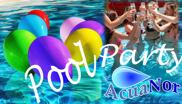 Pool Party de Acuanor